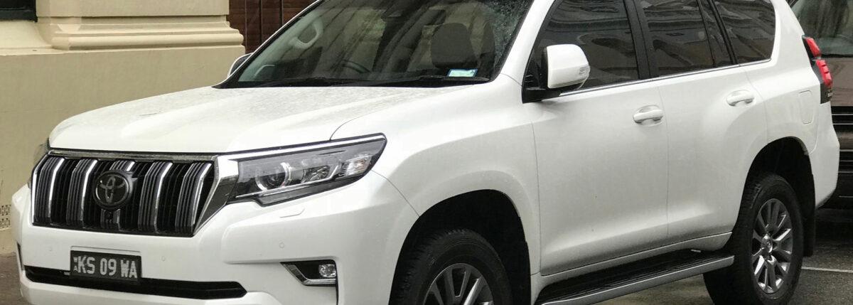 З позашляховика у кросовери: що очікує нову версію Toyota Land Cruiser Prado