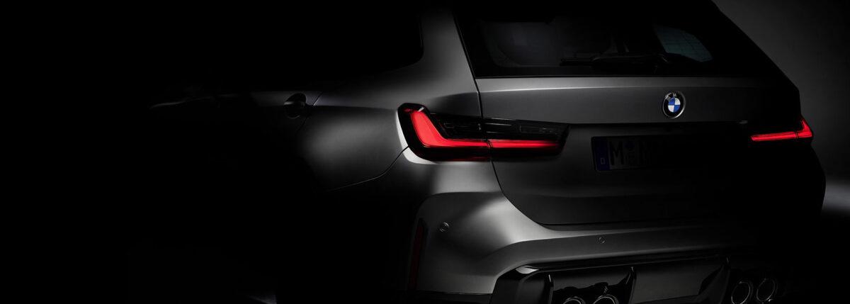 BMW підтверджує випуск універсала з довгим дахом M3 Touring
