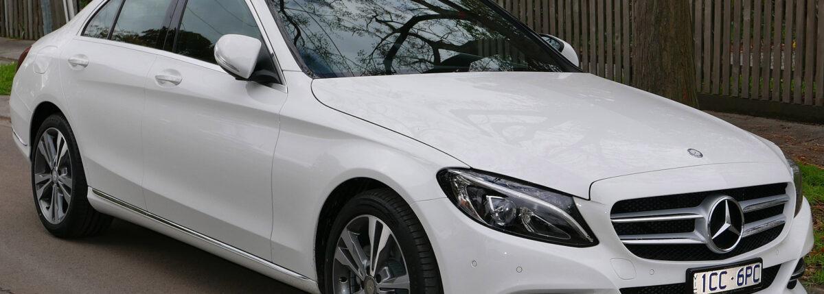 У мережі з'явилося фото нового Mercedes-Benz C-class